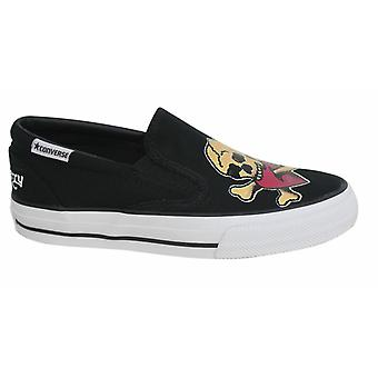 Converse Skid Grip EV Sailor Jerry Slip On Canvas Mens Trainers 100373F Y27A