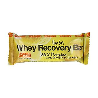 Whey recovery fresh lemon bar 1 unit of 35g