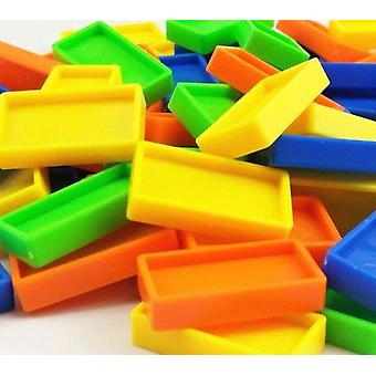 Educational Building Blocks  - Put Up The Domino Game Toy Set