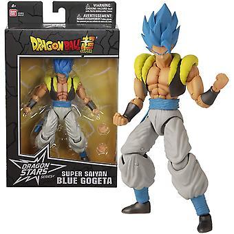 Super Saiyan Blue Gogeta (Dragon Ball Super) Dragon Stars Series 11 Action Figure