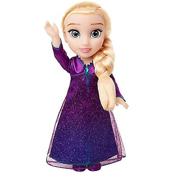 Frozen 2 207474 Disney Elsa Musical Doll Sings Into The Unknown Fashion, Ages 3+