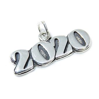 Charm argento sterling 2020 Anno .925 X 1 Olimpiadi & Compleanni Charms - 8331