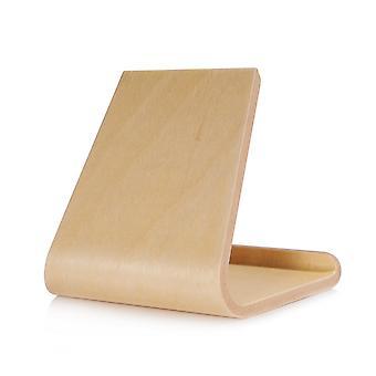 Supporto per tablet universali in legno per ipad/samsung/surface