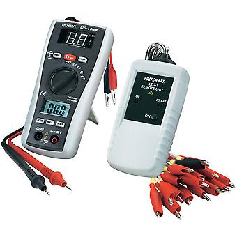Voltcraft LZG-1 DMM and Cable Tester