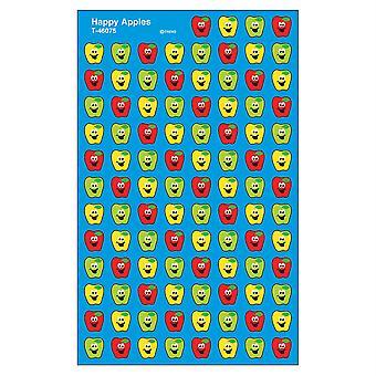 Autocollants Happy Apples Supershapes, 800 Ct