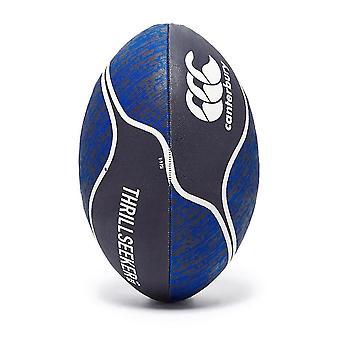 Canterbury Thrillseeker Rugby League Union Harjoituspallo Musta/Sininen