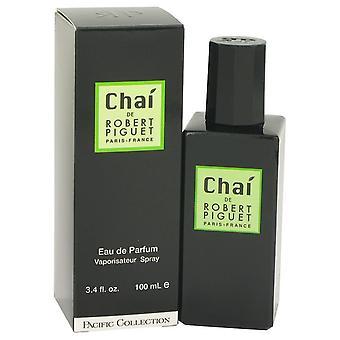 Robert Piguet Chai Eau De Parfum Spray por Robert Piguet 3.4 oz Eau De Parfum Spray