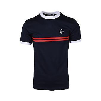 Sergio Tacchini Supermac 3 Camiseta Camiseta Noche Cielo