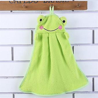 Soft Plush Bath Towel Baby Nursery Hand Towel