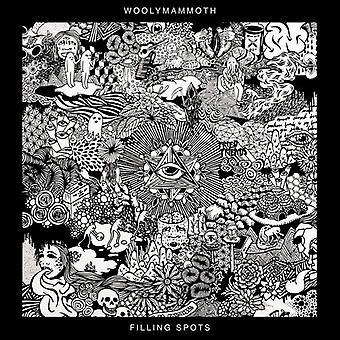 Woolymammoth - Llenado de puntos [CD] Importación de EE.UU.