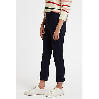 Louche Womens Jaylo Trouser Navy