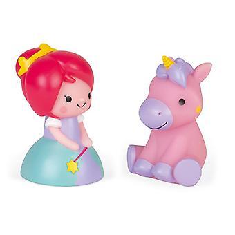 Janod squirter princesse & licorne lumineuse