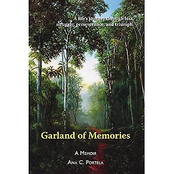 Garland af minder: A Memoir