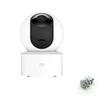 360 stupňov Fov Night Vision Security Inteligentná kamera 2.4ghz Wi-fi 10m Pre domácu súpravu