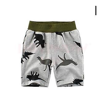 Bebê e shorts de dinossauro de verão/primavera (set-2)