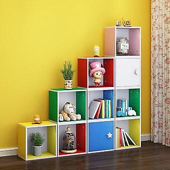 Children Cabinet Furniture Wooden Bookshelf/bookcase/toy Storage Cabinet