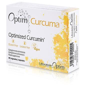 Laboratoire Optim Curcuma 45 Cápsulas