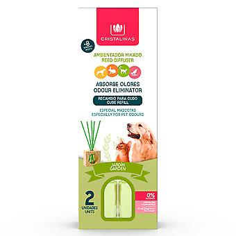 Cristalinas Spare parts for pets Crystalline garden 2x30 ml