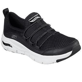 Skechers Arch Fit Lucky Thoughts Womens Sporttrainers