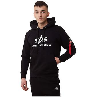 Alpha Industries 3D Loogo Hoody 12834103 universal  men sweatshirts