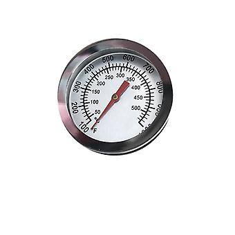 Oven Thermometer 52mm Dial Stainless Steel 50-500℃ Bbq Grilll Monitor Cooking Tools