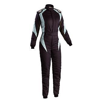 Racing jumpsuit OMP First Elle Lady Blue (Maat 38)