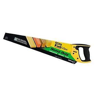 Stanley 515289 550mm (22in) 7tpi FatMax Heavy-Duty