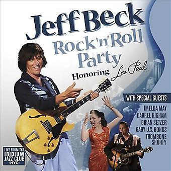 Jeff Beck - Rock 'N' Roll Party: Honoring Les Paul [Vinyl] USA import