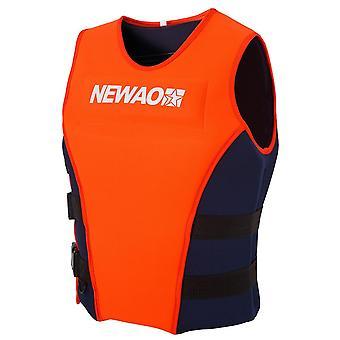 Jaqueta de segurança Neoprene colete salva-vidas