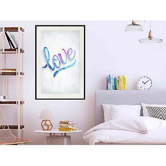 Poster - Liebe I-20x30
