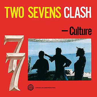 Culture - Two Sevens Clash [CD] USA import