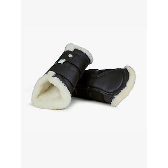 PS of Sweden Ps Of Sweden Brushing Boots Set Of 4 - Black