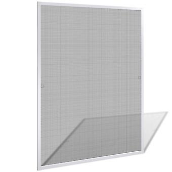窗户的昆虫屏幕 100 x 120 厘米白色