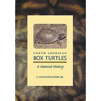 Pohjois-Amerikan laatikkokilpikonnat kirjoittanut C. Kenneth Dodd