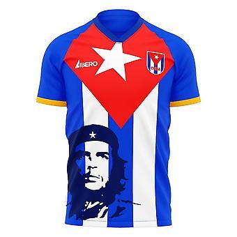 Cuba Che Guevara 2020-2021 Concept Shirt (Libero) - Baby