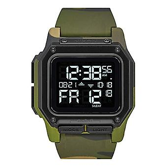 Nixon Watch automatisk med Silikone Strap A1180-3175-00