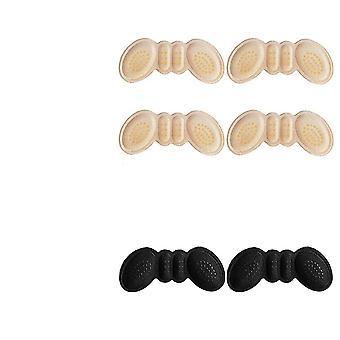 4 paires femmes semelles pour chaussures Talons hauts Ajuster soulagement de la douleur Pieds Soins Inserts