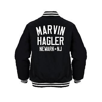 Marvin hagler boxing legend jacket