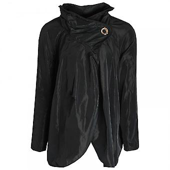 Frank Lyman largo manga rollo cuello chaqueta
