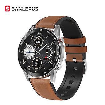 Smart Watch Bluetooth Call Smartwatch für Männer IP68 wasserdichte Uhren Herren Armbanduhr 1,3 Zoll