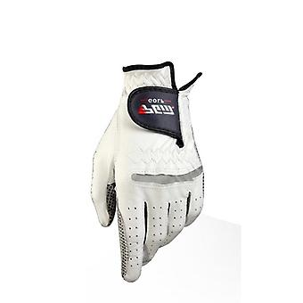 Golf Gloves's, Left Right Hand Breathable Pure Anti-slip Gloves
