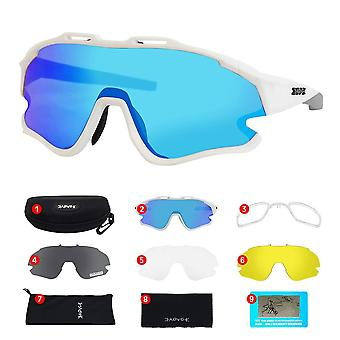 Polarized Sports, Sunglasses Uv400, Mountain Bicycle, Cycling Goggles