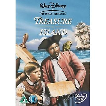 Treasure Island 1950 DVD