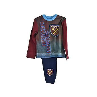 West Ham Pyjama jongens 5/6 jaar