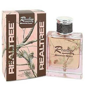 Realtree Mountain Series By Jordan Outdoor Eau De Toilette Spray 3.4 Oz (women) V728-547729