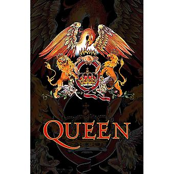 Queen - Poster tessile Crest