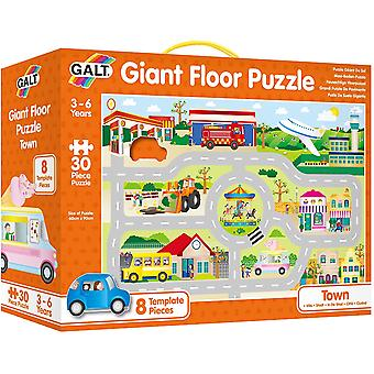 Town Giant Childrens Floor Puzzle