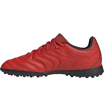 adidas Performance Junior Copa 20.3 Turf Football Boots Trainers Sneakers  - Red