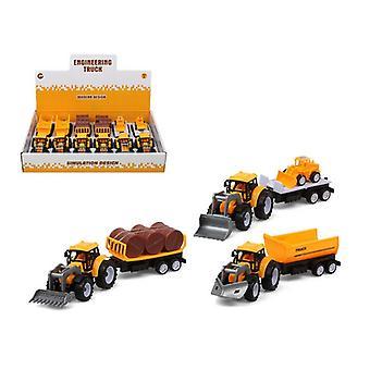 Тракторостроение Желтый