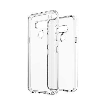 Speck Presidio Grip Case for LG G8 THINQ - Clear